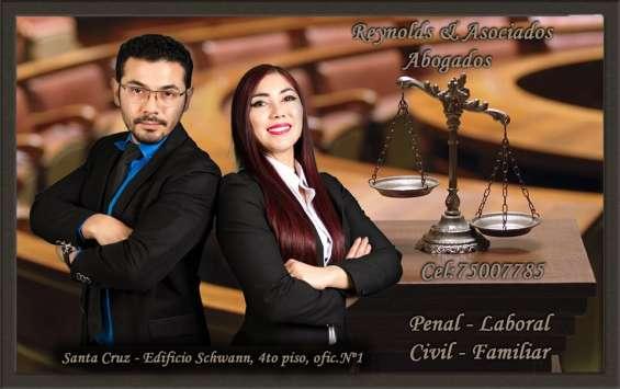 Reynolds abogados estudio juridico en santa cruz de la sierra bolivia.