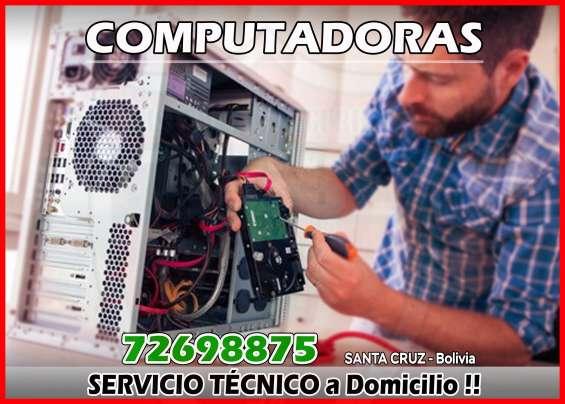 Servicio técnico - computadoras