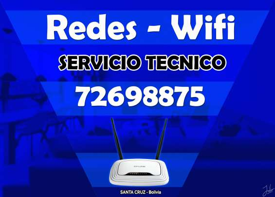 Servicio técnico – redes ( lan, wan, wifi )