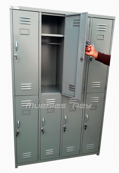 Casilleros metalicos