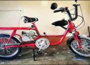 Bici moto en bolivia