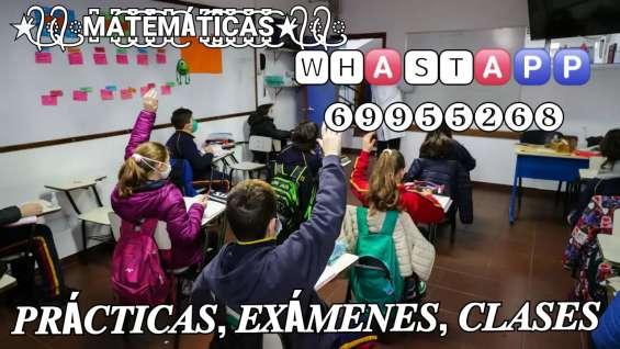 Docente de buena formación pedagógica en enseñanza, clases, cursos online en matemática, física, química cálculo 1, cálculo 2, ecuaciones diferenciales, analicis vectorial y tensorial, variable compleja probabilidad estadística y estadística inferencia ta