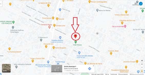 Mapa de la ubicación.
