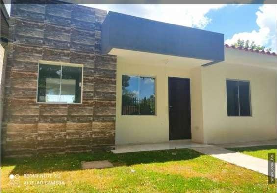 Casa en venta en la urb. nueva esperanza mza 34 lt 14