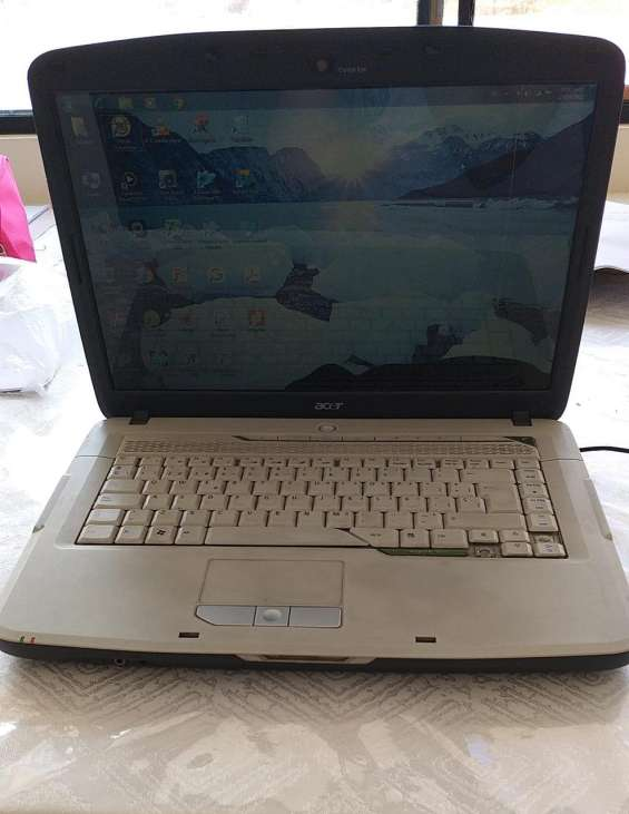 Vendo un laptop (computadora portatil) en tan solo 250 bs