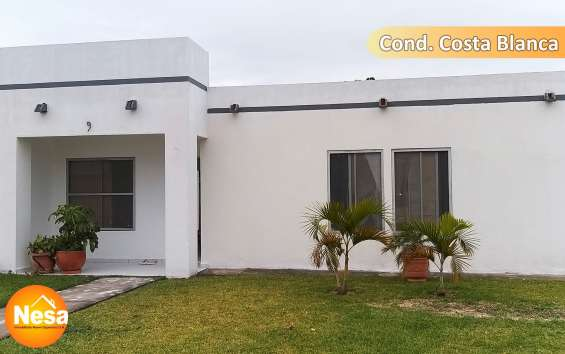 Casa en venta en condominio - urb. nueva esperanza