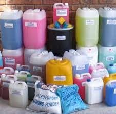 Ssd automática solución química para limpieza