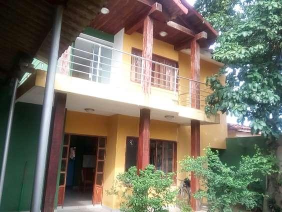 Casa en venta de 2 plantas